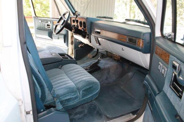 1989 Chevy 1500 Suburban 4x4 Silverado for sale ...