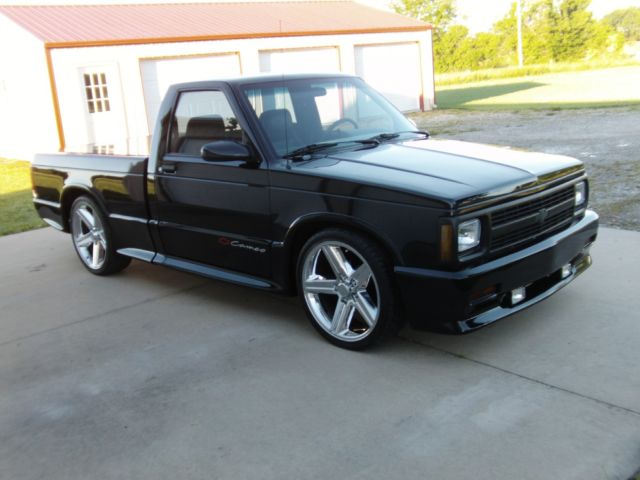 1989 chevy s 10 cameo typhoon for sale chevrolet s 10 1989 for sale in walnut kansas united. Black Bedroom Furniture Sets. Home Design Ideas