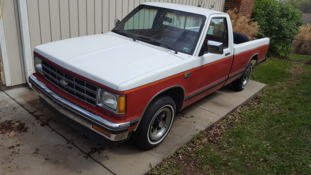 1989 chevy s10 tahoe long bed truck no reserve auction for sale chevrolet s 10 1989 for sale. Black Bedroom Furniture Sets. Home Design Ideas