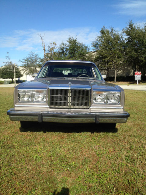 1989 chrysler fifth avenue base sedan 4 door 5 2l for sale chrysler other 1989 for sale in. Black Bedroom Furniture Sets. Home Design Ideas