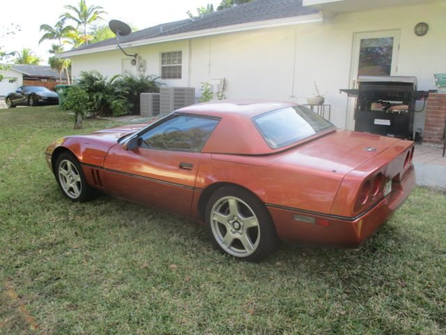 sale chevrolet corvette 1989 for sale in miami florida united. Cars Review. Best American Auto & Cars Review