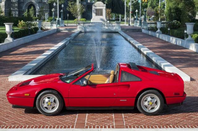 1989 Ferrari 328 Gts Beautiful Only 19k Miles One