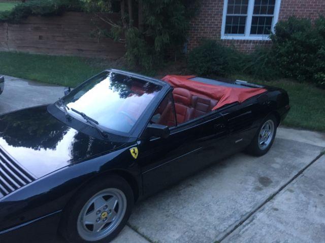 1989 Ferrari Mondail Same Engine As 348 Better Than
