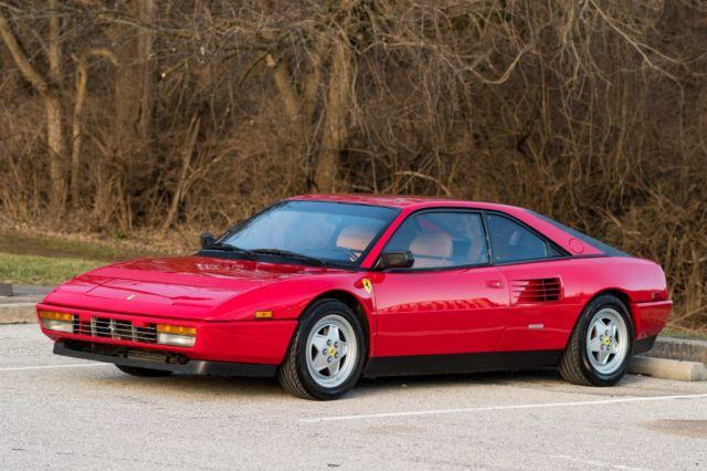 1989 Ferrari Mondial t Coupe *1 of 40 US Spec* California Car 300HP on