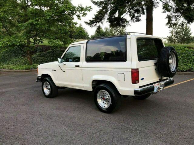 1989 Ford Bronco ii XL 4x4 2dr SUV 2.9'Liter V6 Eng ONLY ...