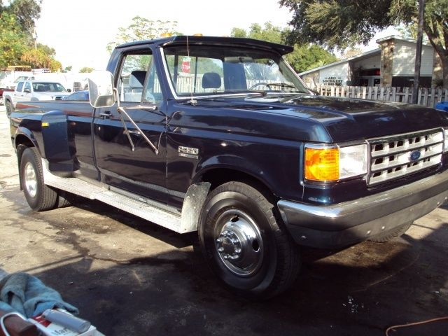Ford F350 Regular Cab Dually >> 1989 FORD F350 REG CAB RARE DUALLY! 139K MILES! for sale - Ford F-350 1989 for sale in New Port ...
