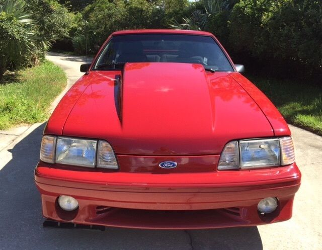 1989 Mustang Gt Hp Rating