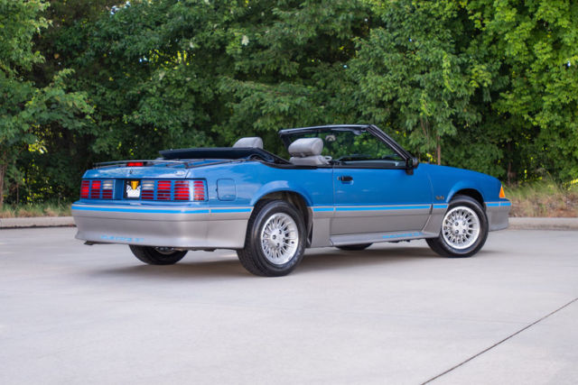 Images 1989 Mustang Convertible