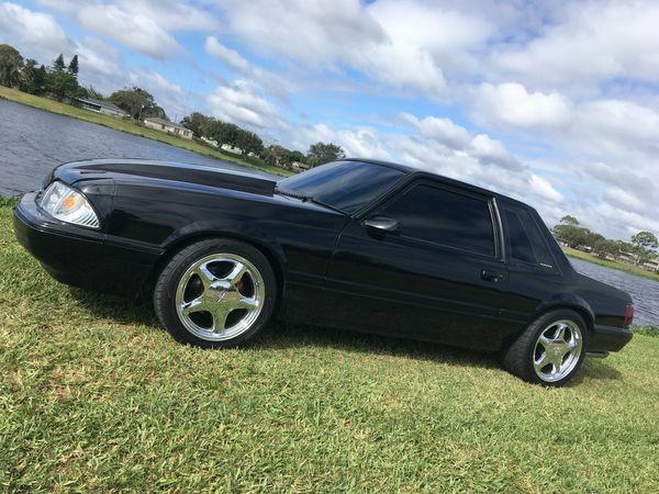 1989 Mustang Lx Coupe For Sale