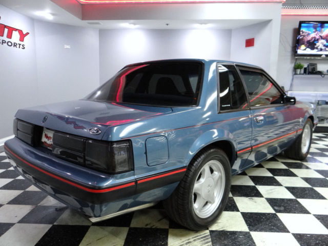 1989 Ford Mustang Lx Notchback Coupe 5 7 347 Stroker 5