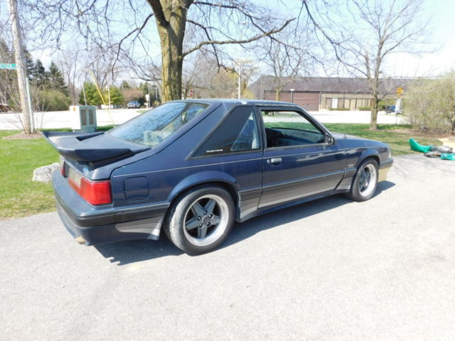 1989 Mustang Saleen Wheels For Sale
