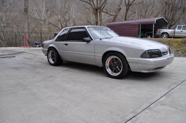Mustang Terminator Swap