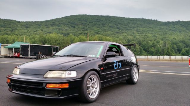 1989 Honda Crx Si For Sale Honda Crx Si 1989 For Sale In Fairmont