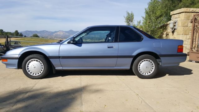 1989 honda prelude 2 0 si 5 speed manual excellent. Black Bedroom Furniture Sets. Home Design Ideas