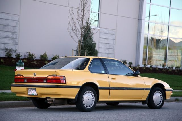 1989 Honda Prelude Si 5 Sp Only 65k Miles No Rust