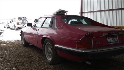 1989 Jaguar Xjs Coupe 2 Door 5 3l V12 For Sale Jaguar
