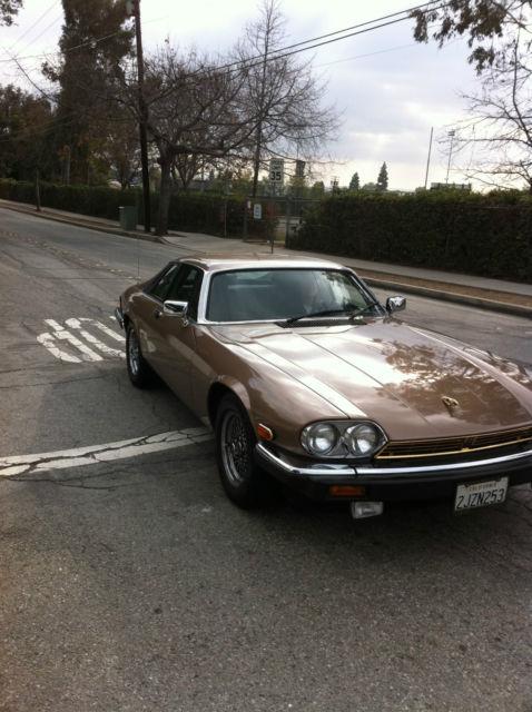 1989 Jaguar Xjs Gold Edition 2 Door V12 For Sale Jaguar