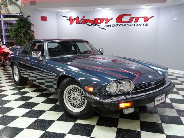 1989 Jaguar Xjs V12 Coupe Low Miles Runs Great Heated