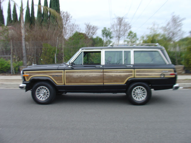 1989 jeep grand wagoneer 1986 1987 1988 for sale jeep wagoneer 1989. Cars Review. Best American Auto & Cars Review