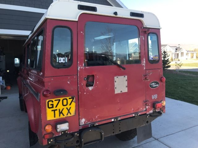 1989 Land Rover 110 105k Mikes For Sale Land Rover