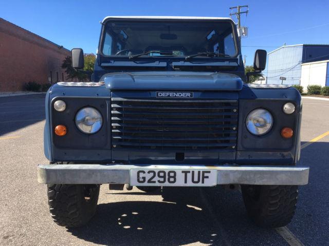 1989 Land Rover Defender V8 Gas 110 For Sale Land Rover
