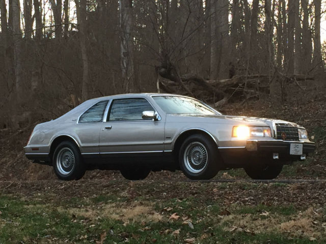 1989 lincoln mark vii lsc beautiful and powerful for sale lincoln mark series 1989 for sale. Black Bedroom Furniture Sets. Home Design Ideas