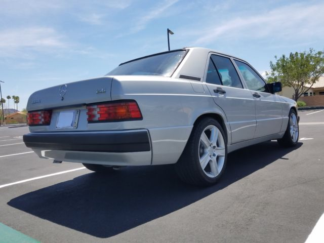 1989 Mercedes 190e 2 6 Super Nice!!!! for sale - Mercedes