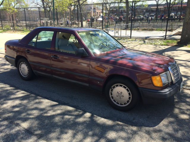 1989 mercedes benz 300e base sedan 4 door 3 0l for sale for Mercedes benz 300e for sale