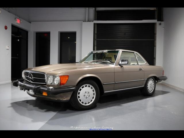 1989 mercedes benz 560sl convertible for sale mercedes for Mercedes benz sl coupe for sale
