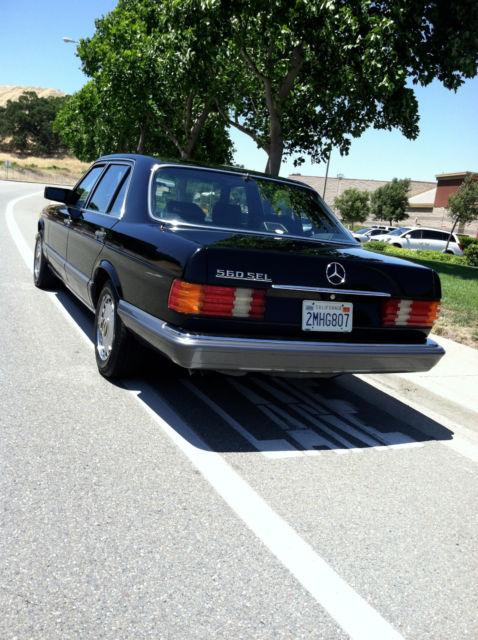 1989 mercedes benz series 560sel for sale mercedes benz for Mercedes benz of denver glendale co