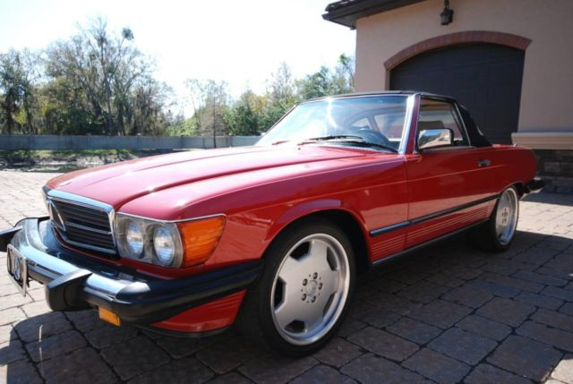 1989 mercedes one owner for sale mercedes benz sl class for Mercedes benz for sale by owner in florida