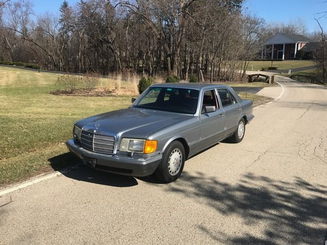 1989 mercedes se 2 owner car for sale mercedes benz 300 for Mercedes benz 1989 for sale