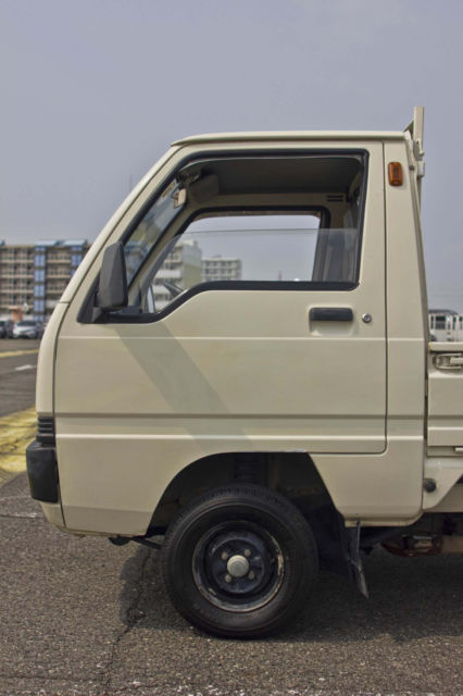 1989 Mitsubishi Minicab 17200km Jdm Kei Truck