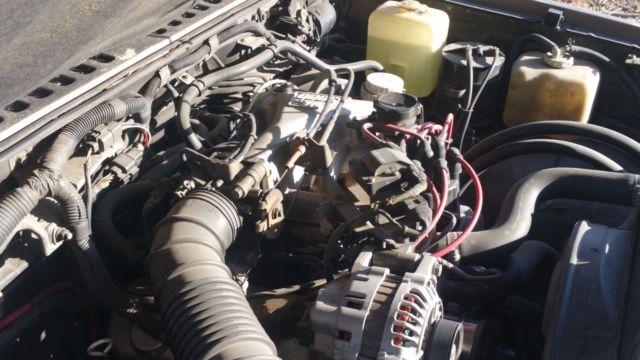 Mitsubishi Montero V With Ac Blows Cold Aka Dodge Raider on 1989 Dodge Raider Fuel Pump