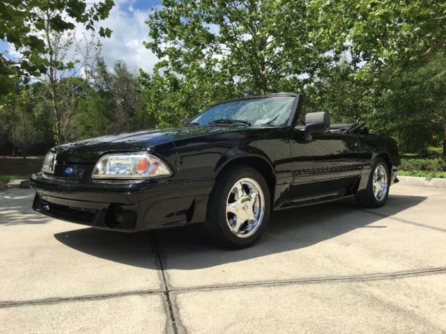 1989 Mustang GT convertible 5.0 HO for sale - Ford Mustang ...