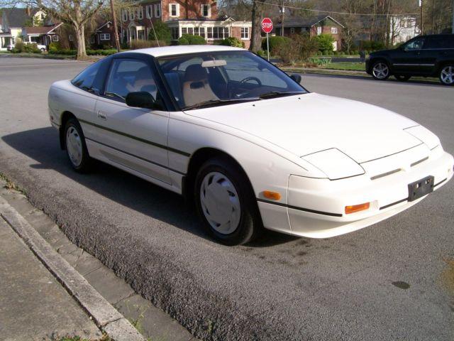 1989 Nissan 240SX Hatchback for sale - Nissan 240SX ...