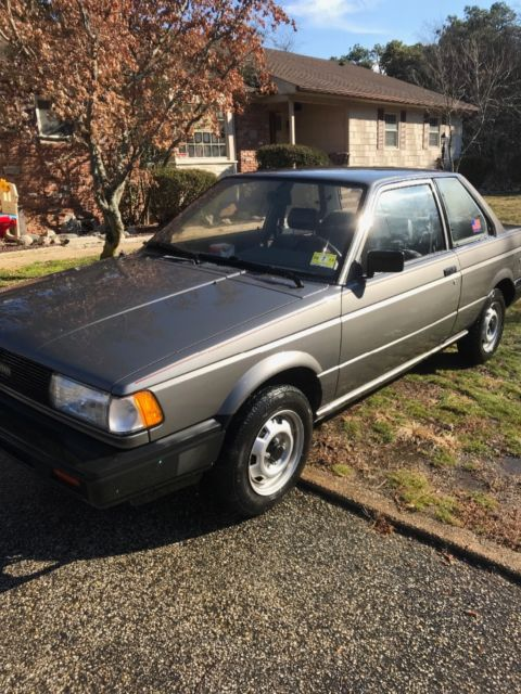 1989 Nissan Sentra For Sale Nissan Sentra 1989 For Sale In Manchester Township New Jersey United States The sport coupe model came with dual sway bars and a fastback hatch style. davids classic cars