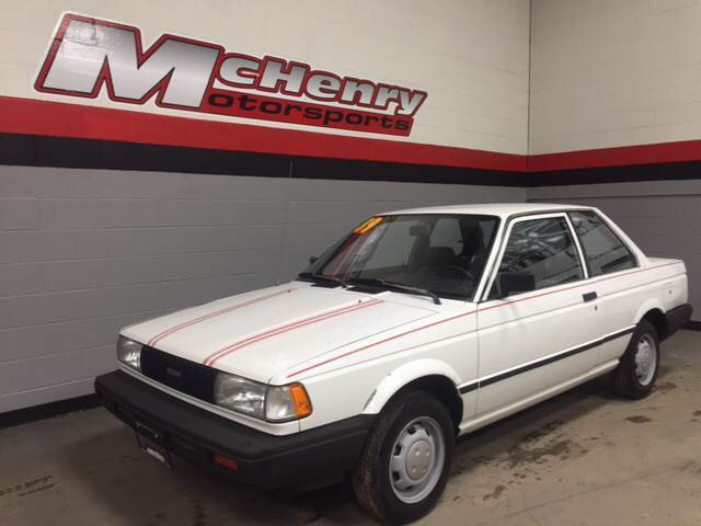 1989 Nissan Sentra Xe 2dr Coupe 58 030 Miles White Coupe 1 6l I4 Automatic 3 Spe For Sale Nissan Sentra Xe 2dr Coupe 1989 For Sale In Mchenry Illinois United States Shop millions of cars from over 21,000 dealers and find the perfect car. davids classic cars