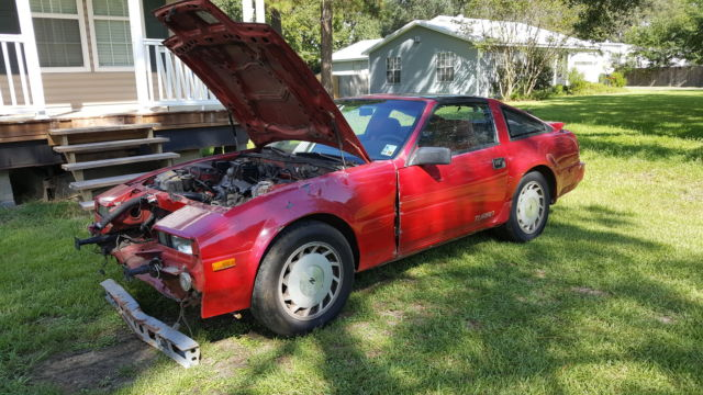 1989 Nissan Z31 300ZX Turbo CLSD 30A 2+0 - Fix or Parts