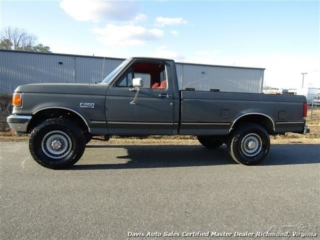1989 Pickup Truck Used 5l V8 16v Manual 4wd For Sale