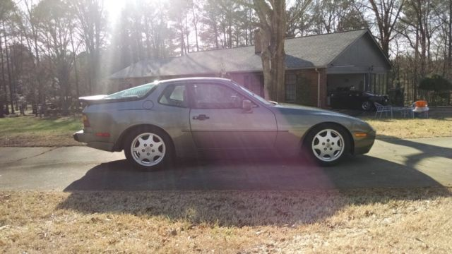 1989 Porsche 944 S2 Turbo (with additional parts and LS swap