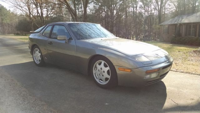 1989 Porsche 944 S2 Turbo (with additional parts and LS swap parts