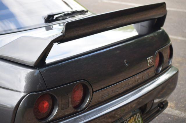 1989 R32 Nissan Skyline Gtr 45k Volk Te37 Not R33 R34