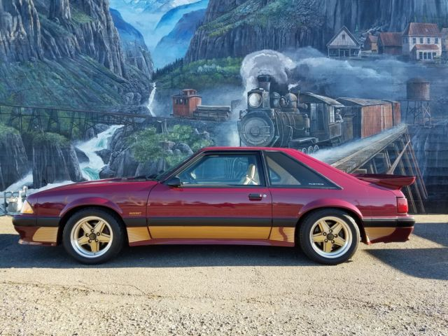 1989 saleen mustang for sale ford mustang 1989 for sale in arlington washington united states. Black Bedroom Furniture Sets. Home Design Ideas