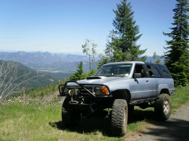 1989 toyota 4runner 3.4L and solid axle swap for sale - Toyota 4Runner 1989 for sale in Gold ...