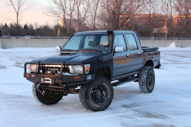 1989 toyota hilux ssr turbo diesel 4x4 1kz te arb winch bumper intercooled for sale toyota. Black Bedroom Furniture Sets. Home Design Ideas