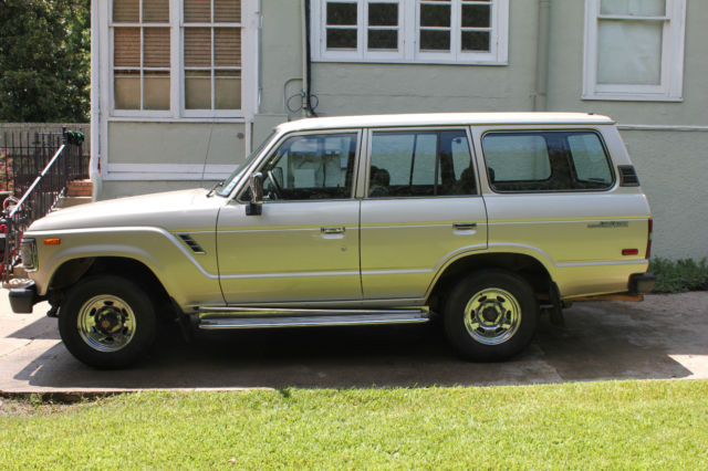 1989 Toyota Landcruiser FJ62 for sale - Toyota Land Cruiser FJ62