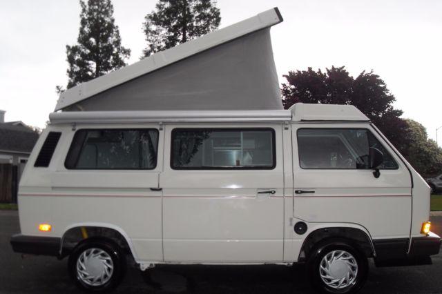 1989 volkswagen vanagon westfalia camper van for sale ...