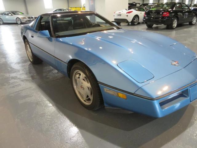 1989chevroletcorvette97 898 milesblueautomatic for sale chevrolet corvette 1989 for sale in. Black Bedroom Furniture Sets. Home Design Ideas