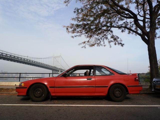 1988 acura integra hatchback